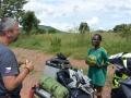 5 Zambie stravování po cestě