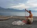 5 Tanzánie jezero Malawi místní rybář