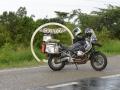 12 Uganda přejezd rovníku