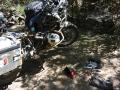 4 malý servis na motorce