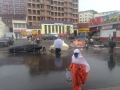 5 Tana tržiště za deště