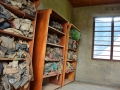 10 Rwanda Murambi šaty z ostatků těl