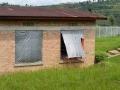 7 Rwanda Murambi domy s ostatky těl