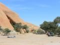 3 Namibie Spitzkoppe