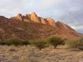9 Namibie Spitzkoppe